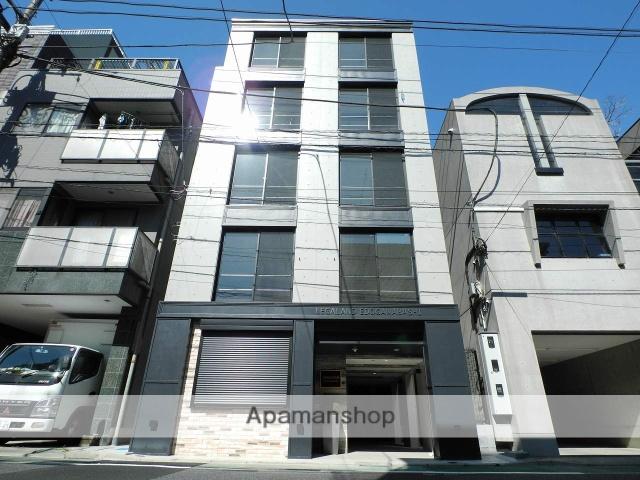 東京都文京区、神楽坂駅徒歩12分の築1年 5階建の賃貸マンション