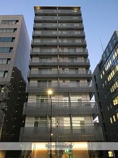 東京都港区、品川駅徒歩11分の築2年 13階建の賃貸マンション