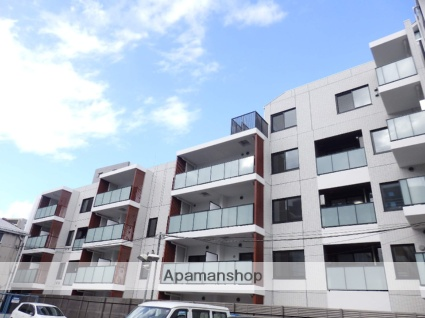 東京都文京区、神楽坂駅徒歩10分の新築 6階建の賃貸マンション