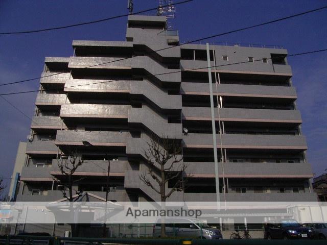 東京都江戸川区、平井駅徒歩9分の築27年 7階建の賃貸マンション
