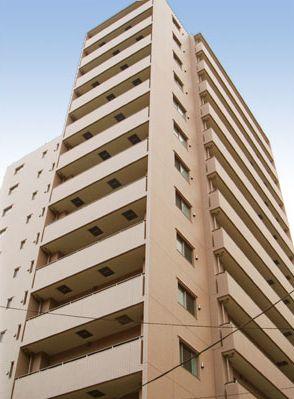 東京都台東区、上野駅徒歩7分の築11年 14階建の賃貸マンション