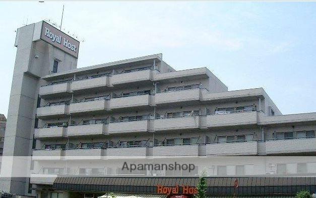 東京都世田谷区、西太子堂駅徒歩11分の築30年 6階建の賃貸マンション