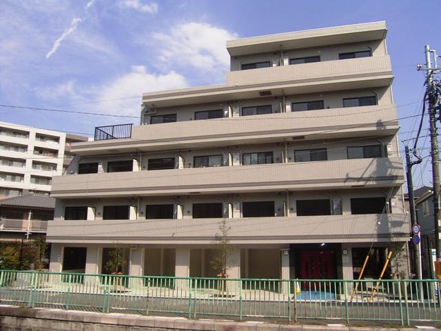 東京都中野区、江古田駅徒歩13分の築8年 5階建の賃貸マンション