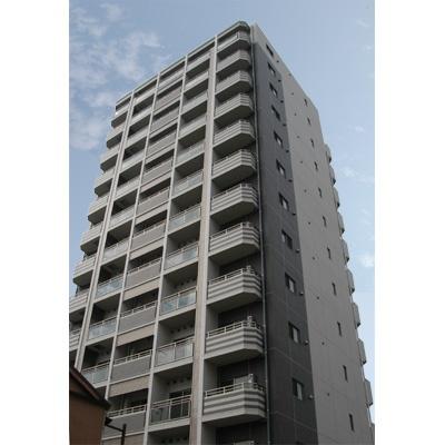 東京都新宿区、若松河田駅徒歩12分の築9年 13階建の賃貸マンション