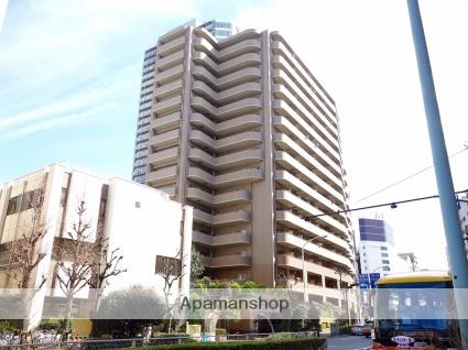 東京都新宿区、四谷三丁目駅徒歩6分の築15年 17階建の賃貸マンション