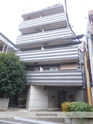 東京都新宿区、市ケ谷駅徒歩11分の築15年 6階建の賃貸マンション