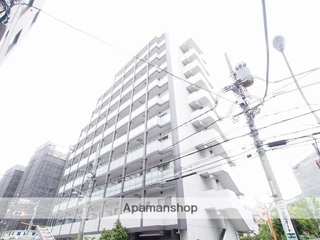 東京都中野区、中野駅徒歩6分の築7年 10階建の賃貸マンション
