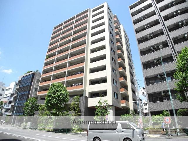 東京都新宿区、早稲田駅徒歩10分の築4年 13階建の賃貸マンション
