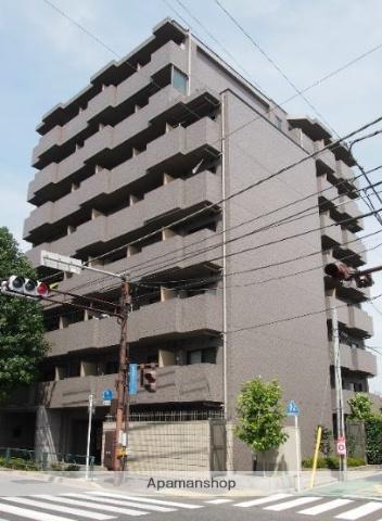 東京都中野区、沼袋駅徒歩14分の築10年 8階建の賃貸マンション