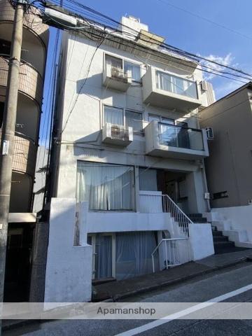 東京都新宿区、四ツ谷駅徒歩6分の築47年 5階建の賃貸マンション