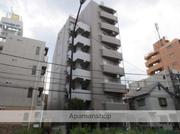東京都杉並区、芦花公園駅徒歩13分の築8年 8階建の賃貸マンション