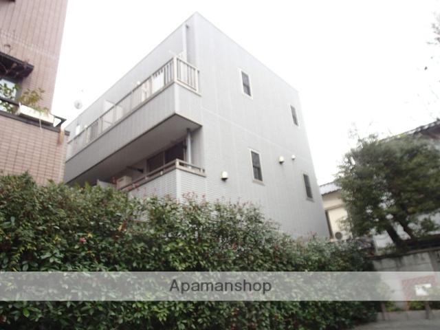 東京都渋谷区、渋谷駅徒歩9分の築3年 3階建の賃貸マンション