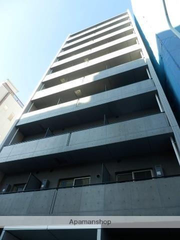 東京都新宿区、早稲田駅徒歩7分の築2年 10階建の賃貸マンション