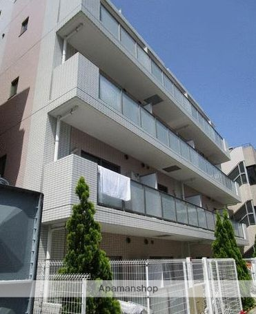 東京都新宿区、神楽坂駅徒歩11分の築4年 5階建の賃貸マンション