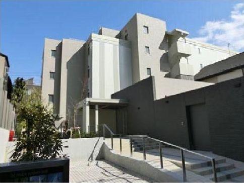 東京都渋谷区、幡ヶ谷駅徒歩7分の築1年 5階建の賃貸マンション