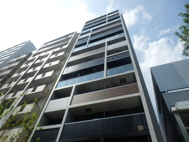 東京都新宿区、大久保駅徒歩8分の築1年 13階建の賃貸マンション