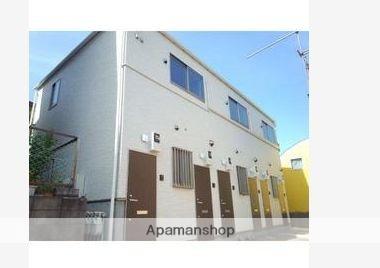 東京都中野区、新井薬師前駅徒歩9分の築1年 2階建の賃貸アパート