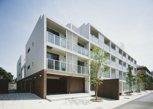 東京都新宿区、早稲田駅徒歩9分の築8年 5階建の賃貸マンション