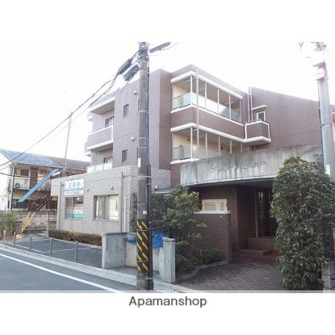 東京都杉並区、芦花公園駅徒歩15分の築12年 3階建の賃貸マンション