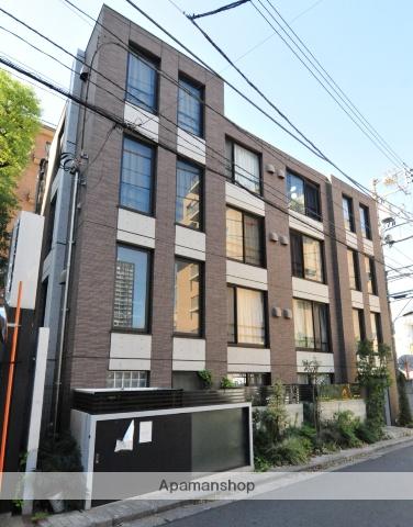 東京都新宿区、四谷三丁目駅徒歩3分の築2年 4階建の賃貸マンション
