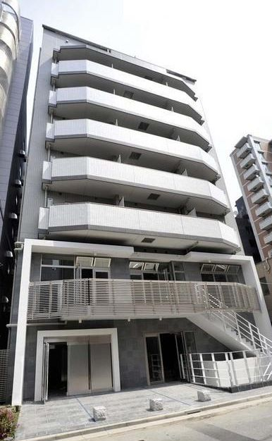 東京都渋谷区、恵比寿駅徒歩5分の築8年 10階建の賃貸マンション