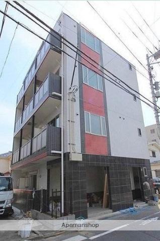東京都中野区、野方駅徒歩19分の新築 4階建の賃貸マンション