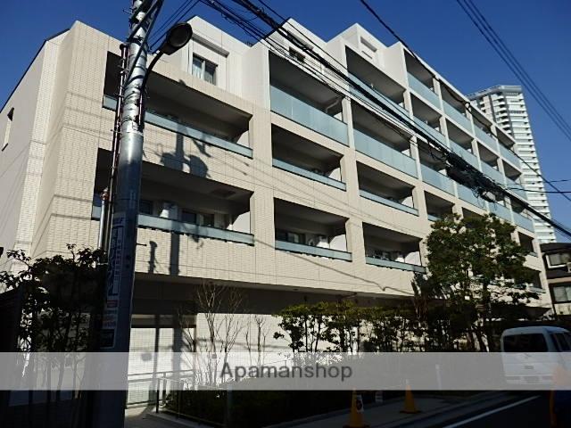 東京都新宿区、若松河田駅徒歩9分の新築 6階建の賃貸マンション
