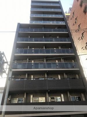 東京都新宿区、飯田橋駅徒歩12分の新築 11階建の賃貸マンション