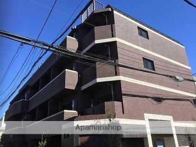 東京都新宿区、四谷三丁目駅徒歩11分の新築 5階建の賃貸マンション