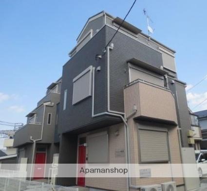 東京都杉並区、荻窪駅徒歩12分の新築 3階建の賃貸アパート