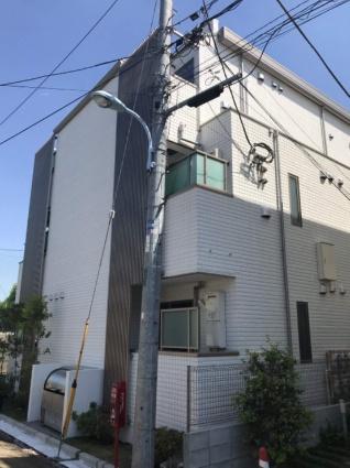 フェリーチェ東高円寺D[1K/17.23m2]の外観1