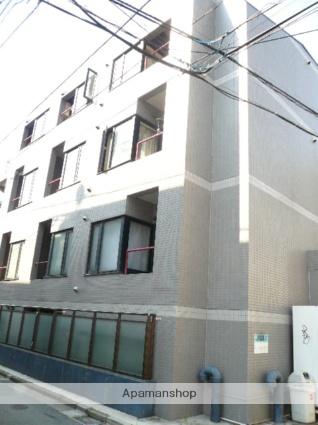 東京都渋谷区、初台駅徒歩12分の築24年 4階建の賃貸マンション