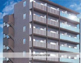 東京都中野区、沼袋駅徒歩14分の築6年 7階建の賃貸マンション