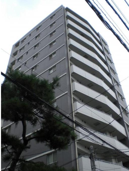 東京都新宿区、東新宿駅徒歩9分の築12年 12階建の賃貸マンション