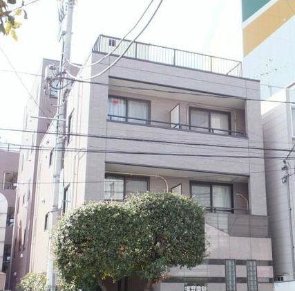 東京都新宿区、神楽坂駅徒歩12分の築23年 5階建の賃貸マンション