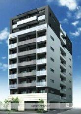 東京都新宿区、四ツ谷駅徒歩11分の築5年 9階建の賃貸マンション