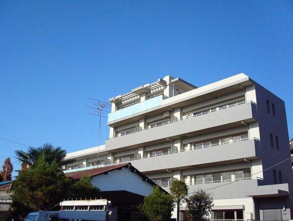 東京都杉並区、西永福駅徒歩15分の築9年 5階建の賃貸マンション