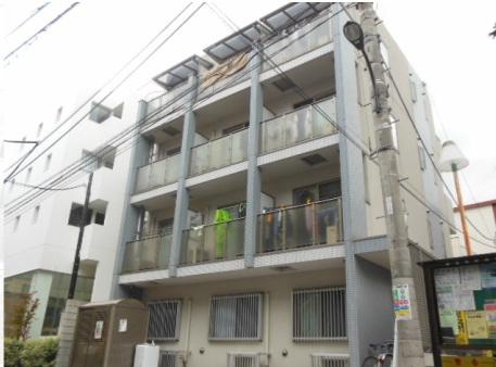 東京都新宿区、若松河田駅徒歩13分の築11年 4階建の賃貸マンション