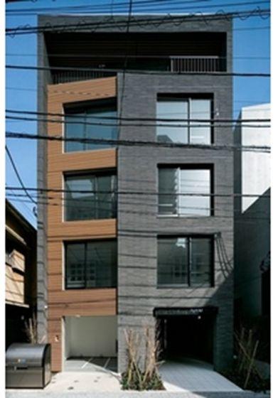 東京都新宿区、四谷三丁目駅徒歩4分の築4年 5階建の賃貸マンション