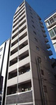 東京都新宿区、信濃町駅徒歩6分の築13年 13階建の賃貸マンション