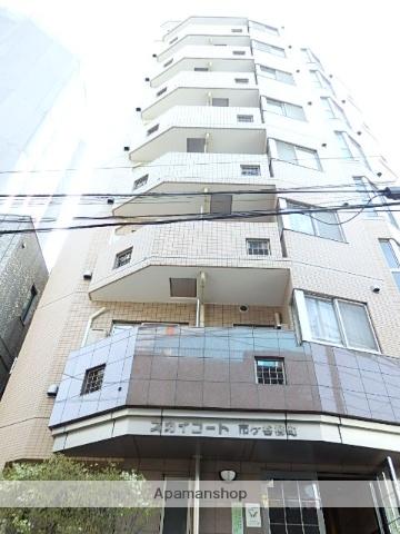 東京都新宿区、若松河田駅徒歩9分の築11年 9階建の賃貸マンション