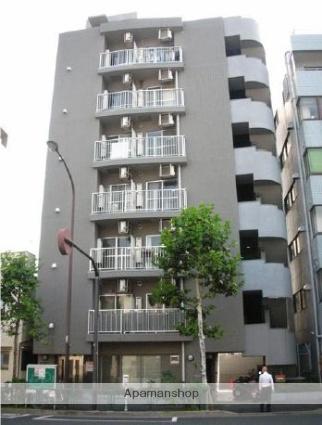 東京都新宿区、早稲田駅徒歩4分の築18年 7階建の賃貸マンション