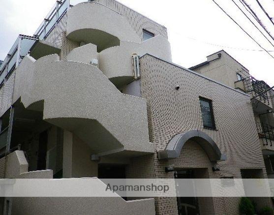 東京都中野区、西新宿駅徒歩12分の築28年 4階建の賃貸マンション
