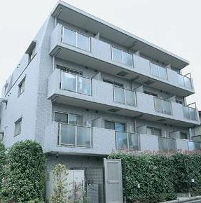 東京都新宿区、四ツ谷駅徒歩14分の築16年 4階建の賃貸マンション