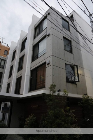 東京都杉並区、永福町駅徒歩16分の築2年 5階建の賃貸マンション