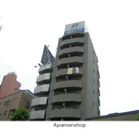 東京都新宿区、早稲田駅徒歩5分の築14年 10階建の賃貸マンション