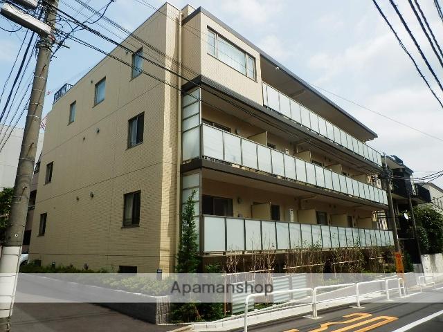 東京都新宿区、市ケ谷駅徒歩11分の築2年 3階建の賃貸マンション