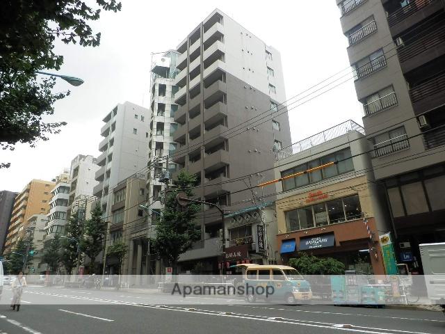 東京都新宿区、早稲田駅徒歩11分の築13年 11階建の賃貸マンション