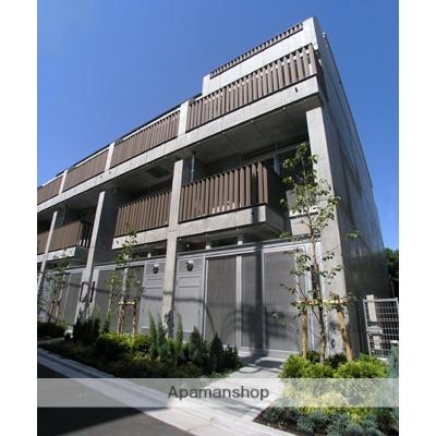 東京都新宿区、信濃町駅徒歩9分の築11年 4階建の賃貸マンション