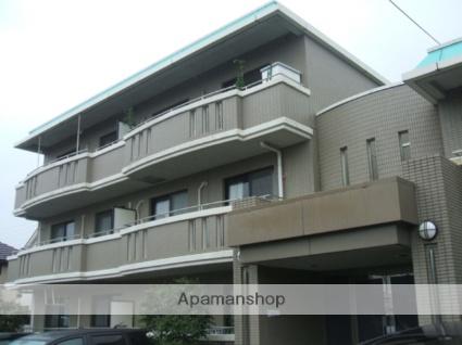 東京都杉並区、久我山駅徒歩14分の築22年 3階建の賃貸マンション